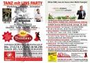 Brauhaus Graz Eggenberg Montag 8.7.u. 5.8 von 18.38-23h u. Di 10.9. -12.11.Tanz mit uns Party AllroundDancer Infos +436644512100