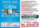 CoBar Copacabana Do 11.7. von 18-23h Salsa trifft Discofox u.Italienische Nacht mit AllroundDancer Sa.10.8.19 Infos +4366445100