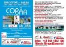 CopaBar 25. Juli u. 10. Aug. 15.8./18h TmU Party werde TänzerIn Infos 06644 512 100