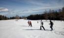 Schneeschuhwanderung mit Manfred und Andreas