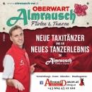 Almrausch Oberwart jeden Freitag Samstag mit Andreas Dobnig allrounddancer werden Info 06644 512 100