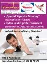Mambo Samstags, Rossini Montags um 20:45 Tanztreffen ! Sa 28.2. bis 25.4.! Tanzschule Rath