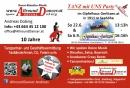 10Jahre AllroundDancer Gipfelhaus Gerlitzen Samstag 6.9. um 13:13Uhr für ALLE Fahrgemeinschaften